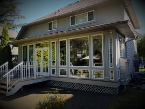Porch to Sunroom