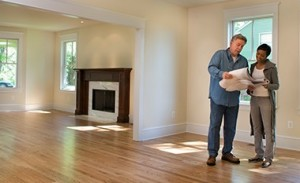 Contractor with home owner2
